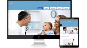 Темплейт за сайт конструктор MedicareTwo