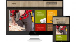 Темплейт за сайт конструктор HomeRepairs