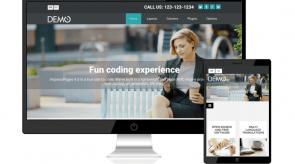 Темплейт за сайт конструктор IdealPro