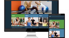 Темплейт за сайт конструктор fitness